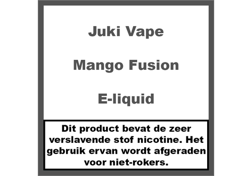 Juki Vape Mango Fusion