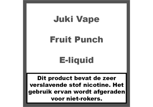 Juki Vape Fruit Punch