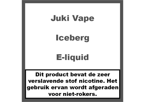 Juki Vape Iceberg