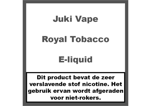 Juki Vape Royal Tobacco