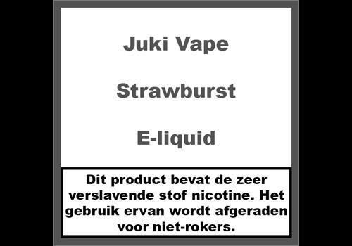 Juki Vape Strawburst
