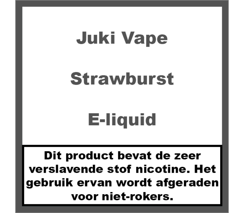 Strawburst