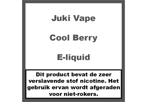 Juki Vape Cool Berry