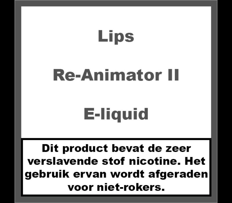 Re-Animator II e-liquid