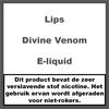 Lips Divine Venom e-liquid