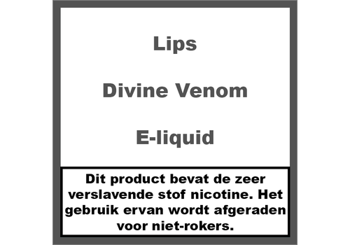 Lips Divine Venom