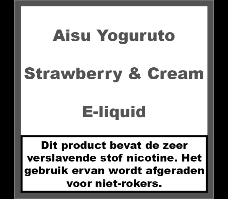 Yoguruto Strawberry & Cream