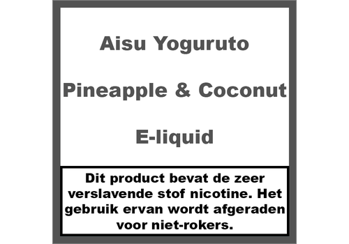 Aisu Yoguruto Pineapple & Coconut