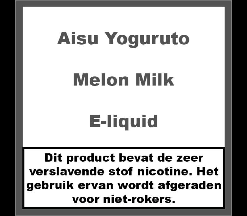 Yoguruto Melon Milk
