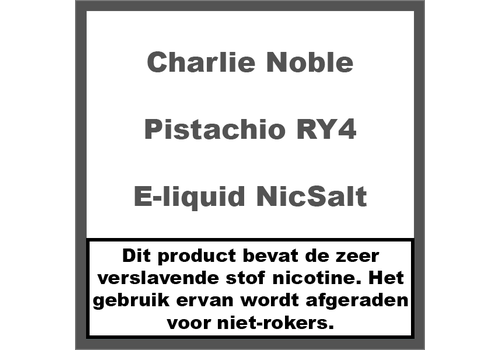 Charlie Noble Pistachio RY4