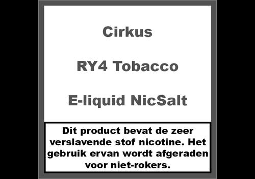 Cirkus RY4 Tobacco NS20