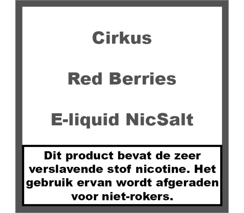 Red Berries NS20
