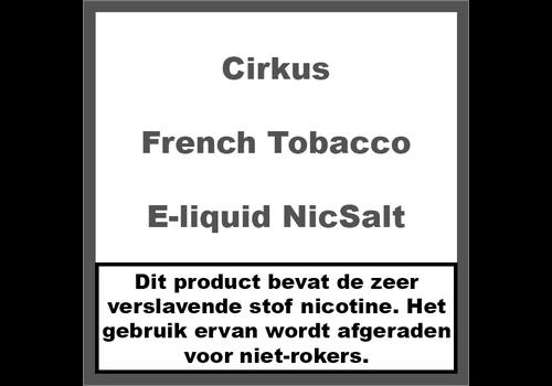 Cirkus French Tobacco NS20