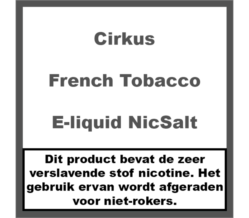 French Tobacco NS20