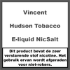 Vincent Vapes Hudson Tobacco NS20