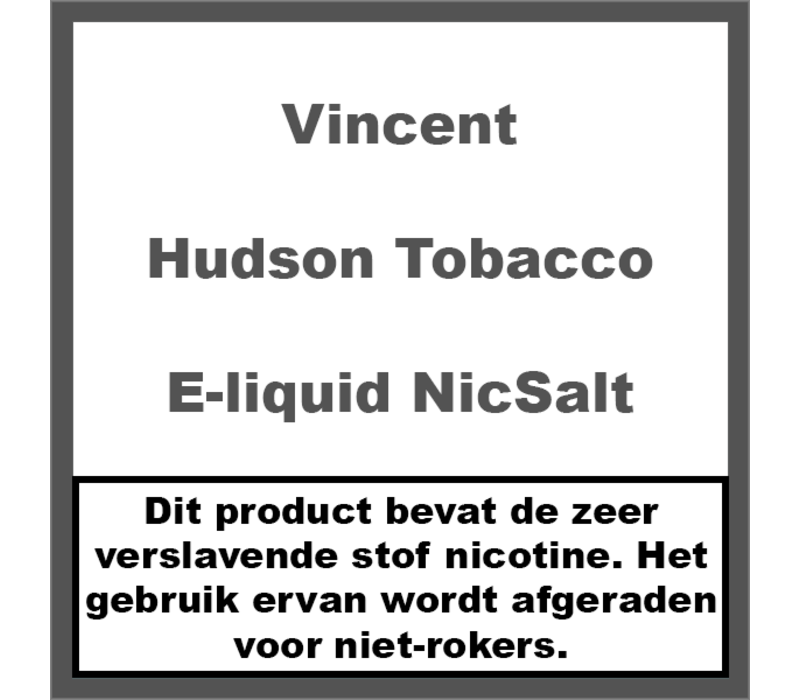 Hudson Tobacco NS20