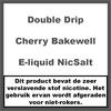 Double Drip Cherry Bakewell Nic Salt