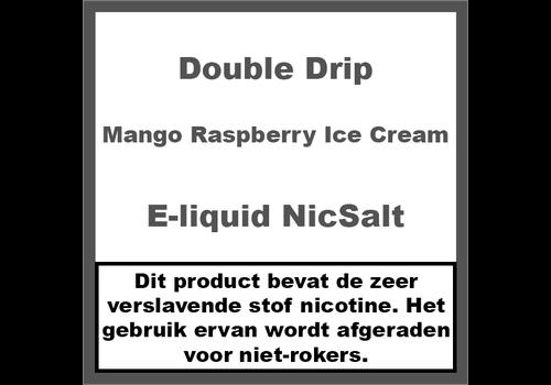 Double Drip Mango Raspberry Ice Cream NS