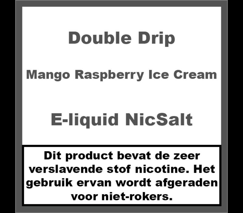 Mango Raspberry Ice Cream Nic Salt