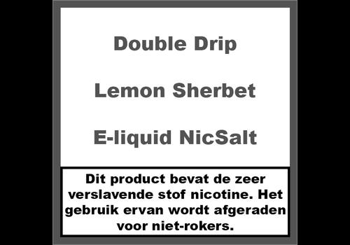 Double Drip Lemon Sherbet NS
