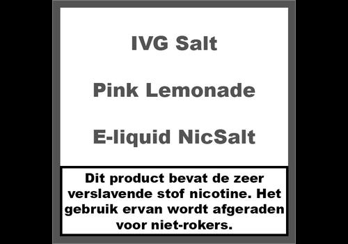 IVG Pink Lemonade NS20
