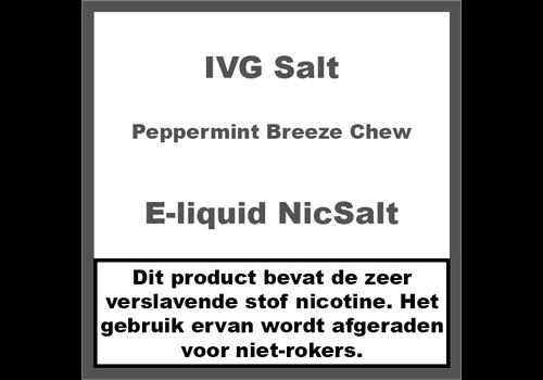 IVG Peppermint Breeze Chew NS20