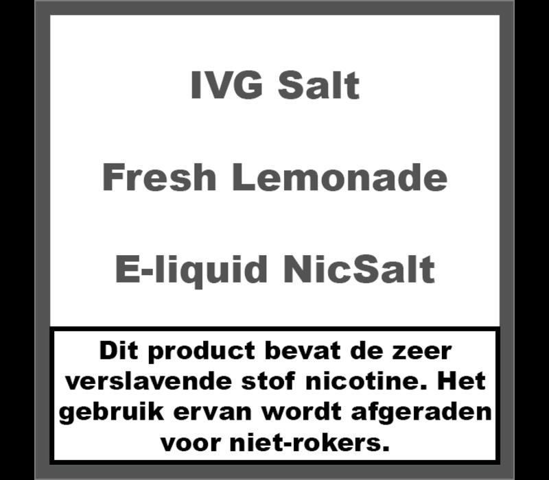 Fresh Lemonade NS20