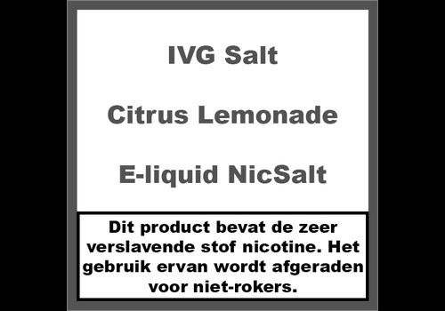 IVG Citrus Lemonade NS20