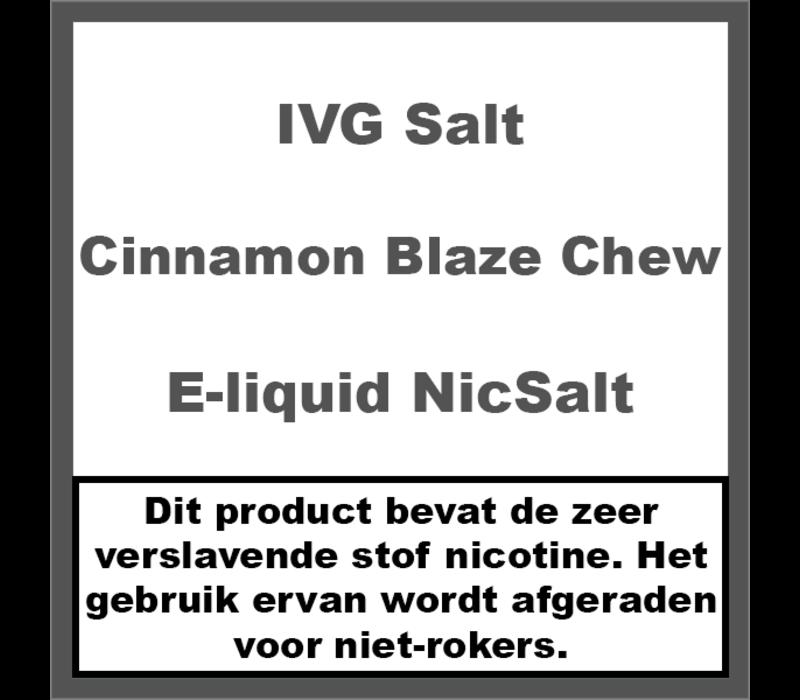 Cinnamon Blaze Chew NS20