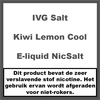 IVG Kiwi Lemon Cool NS20