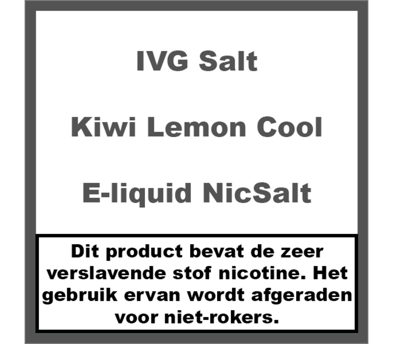 Kiwi Lemon Cool NS20