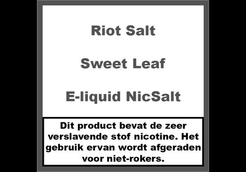 Riot Salt Sweet Leaf