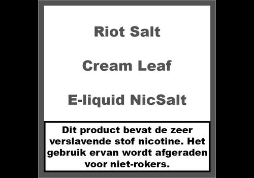 Riot Salt Cream Leaf