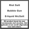 Riot Salt Bubble Gun