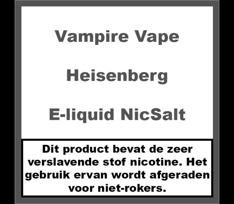 Heisenberg NicSalt