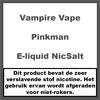 Vampire Vape Pinkman NicSalt