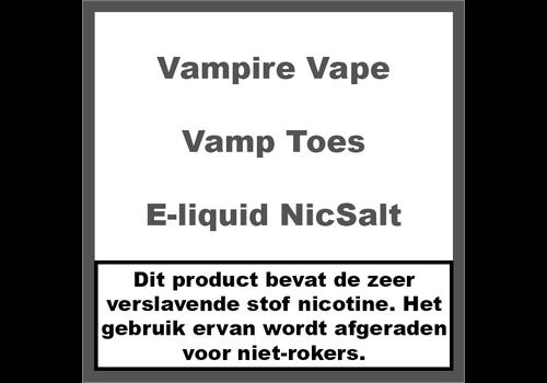 Vampire Vape Vamp Toes