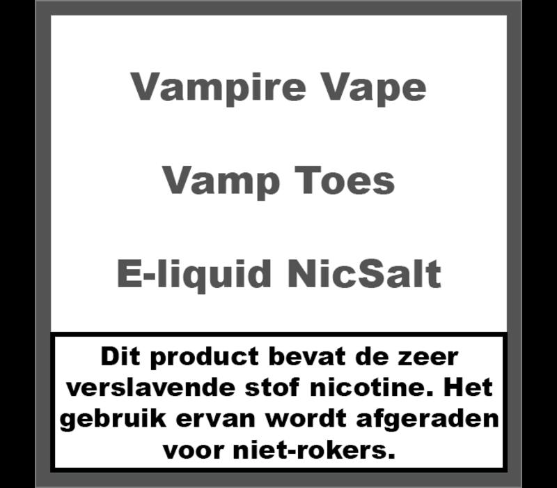 Vamp Toes