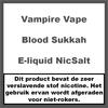 Vampire Vape Blood Sukka