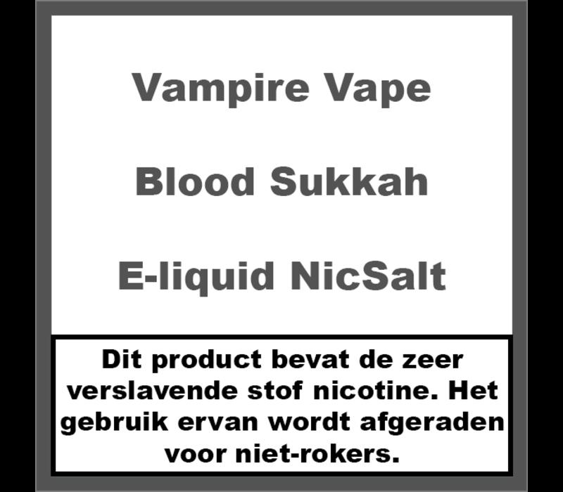 Blood Sukka