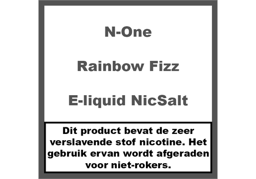N-One Rainbow Fizz