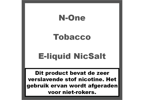 N-One Tobacco