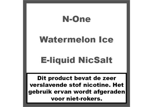 N-One Watermelon Ice