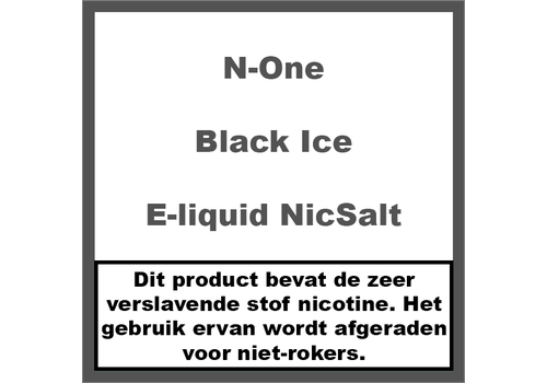 N-One Black Ice