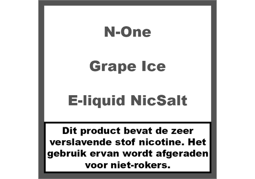 N-One Grape Ice