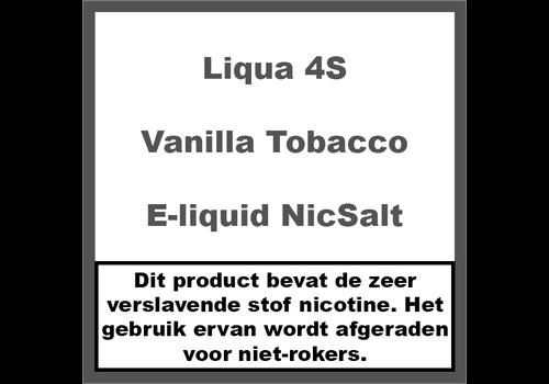 LiQua 4S Vanilla Tobacco
