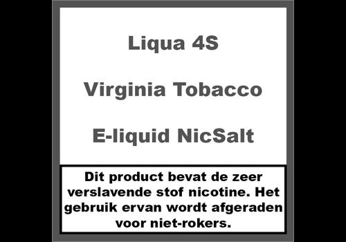 LiQua 4S Virginia Tobacco