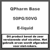 QPharm Base 50%PG/50%VG
