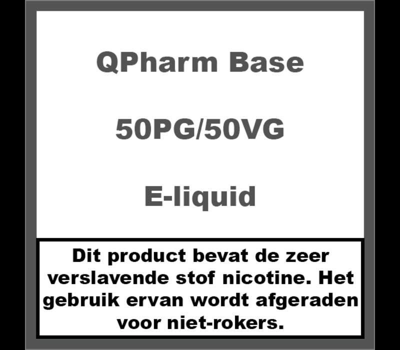 Base 50%PG/50%VG