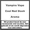Vampire Vape Cool Red Slush
